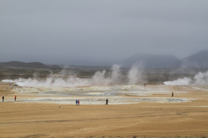 Geo-thermal Iceland