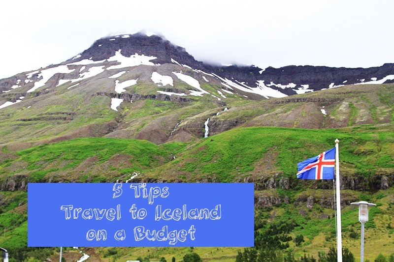 5 tips for visiting Iceland on a budget.