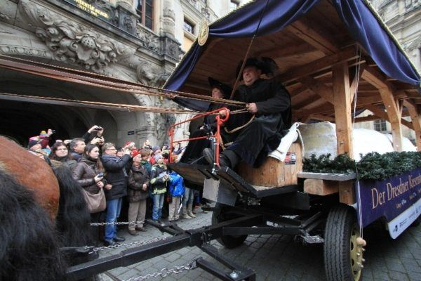 The driver that finagles the stollen cart through the old town.