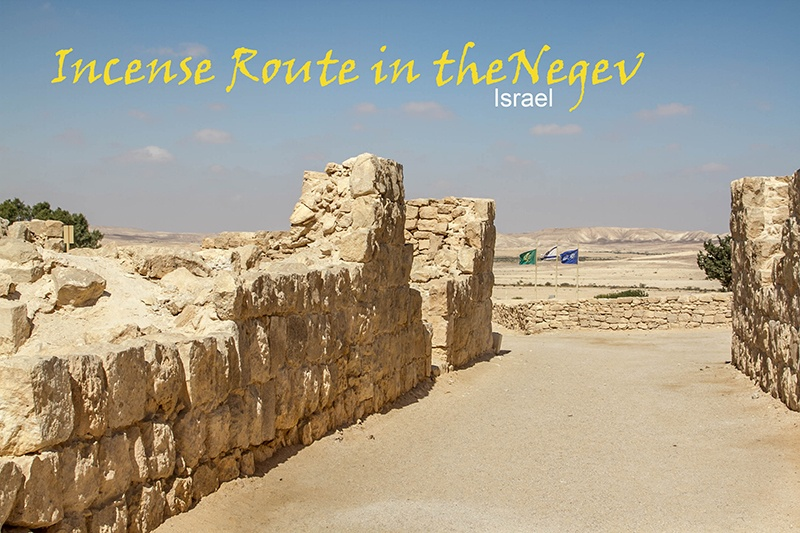 Negev World Heritage Sites.