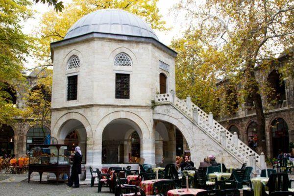 Bursa World Heritage Site.