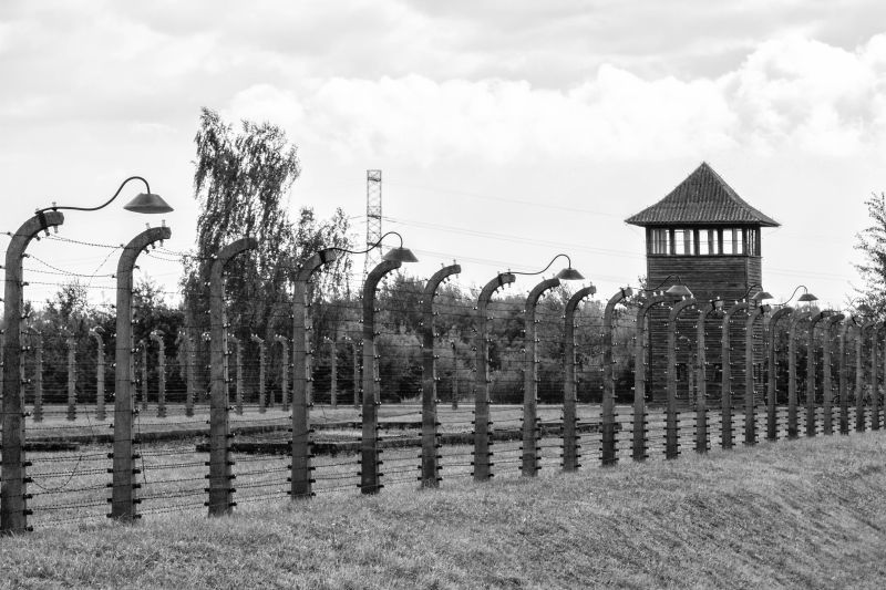 A somber but vital thing to see in Krakow is the Auschwitz Concentration Camp.