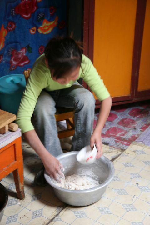 Mongolian Food Khuushuur