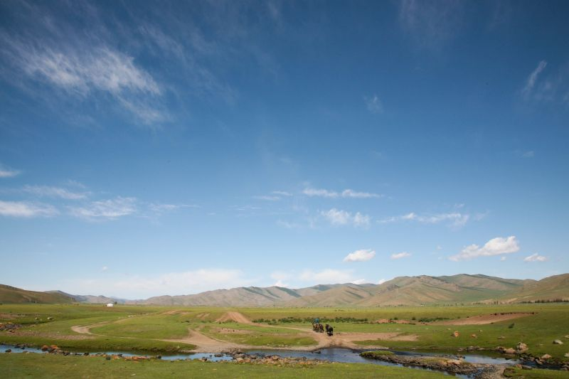 WHS Orkhon Valley