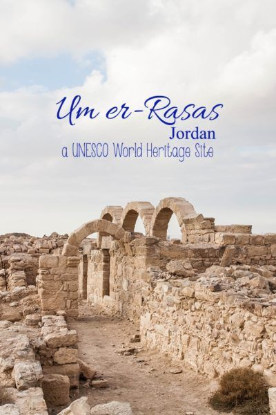 Um er-Rasas is a wonderful Roman ruins site in Jordan. Check it out!