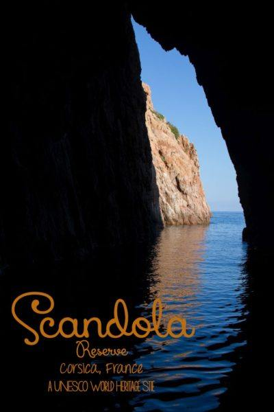 The French island of Corsica holds the secret of the Scandola Reserve. Now you've got to go!