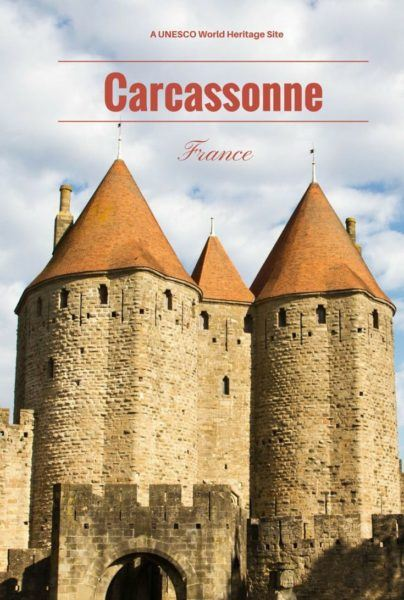Carcassonne World Heritage city is well worth a trip.