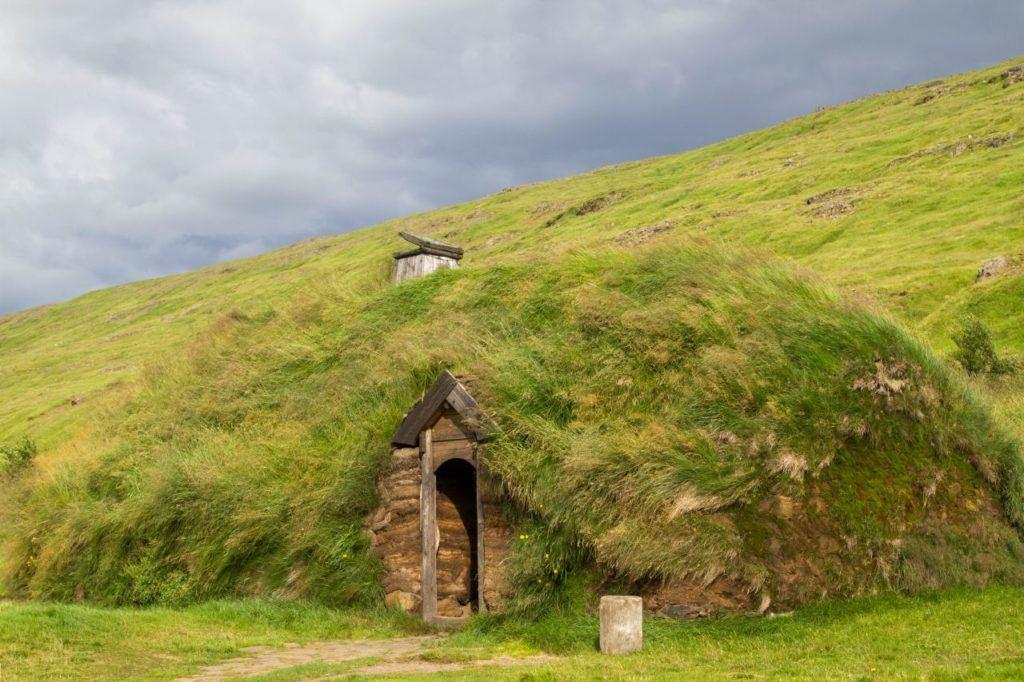 Erik the Red's farm settlement near Búðardalur.