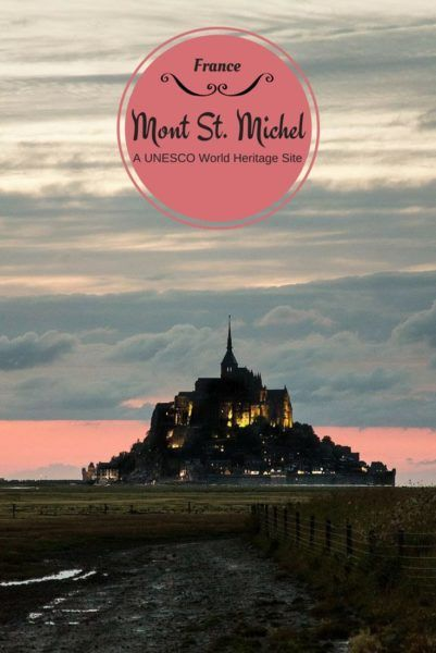 A visit to the amazing Mont St. Michel should be on everyone's France bucket list.