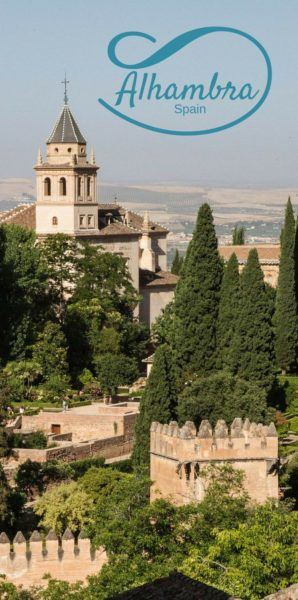 All you need to know to have the best visit of the Alhambra in Granada, Spain.