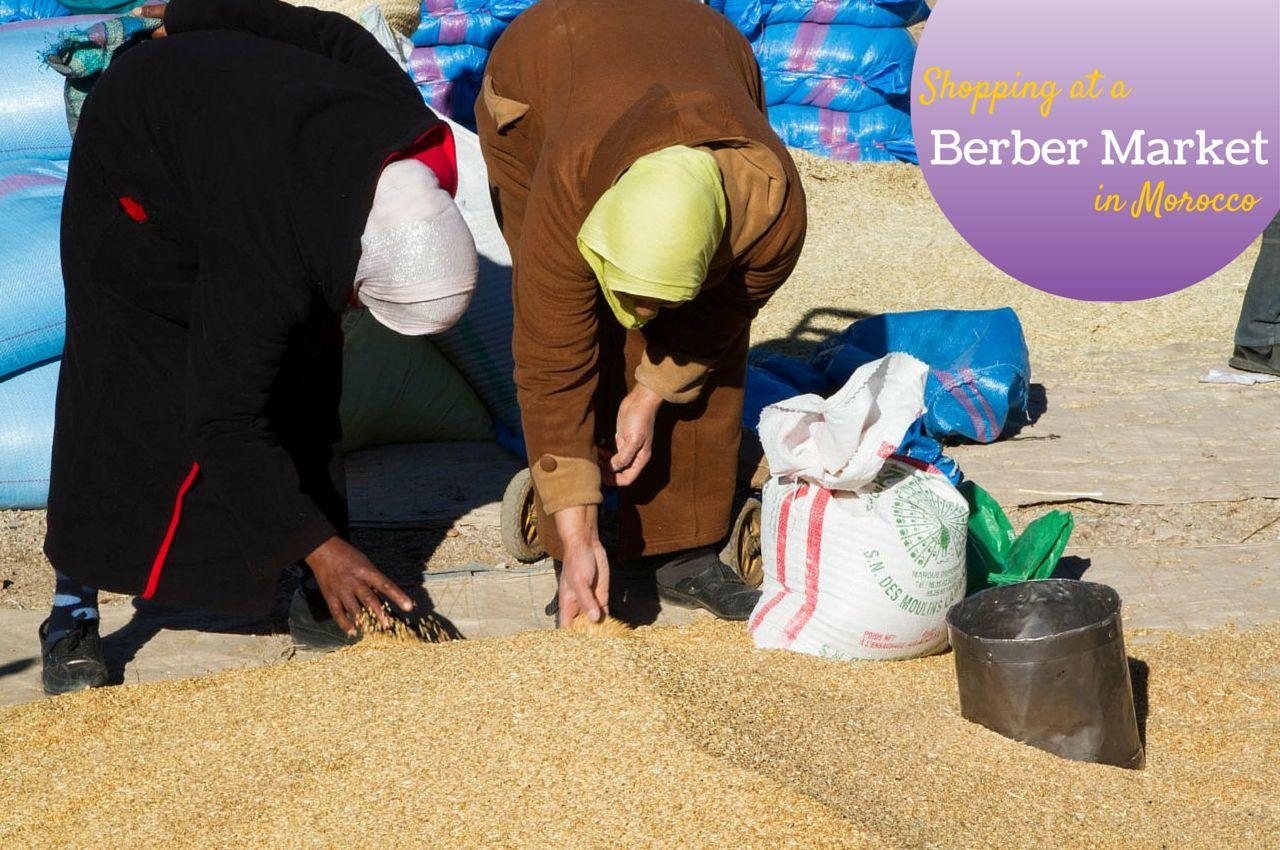 Berber Market Pn