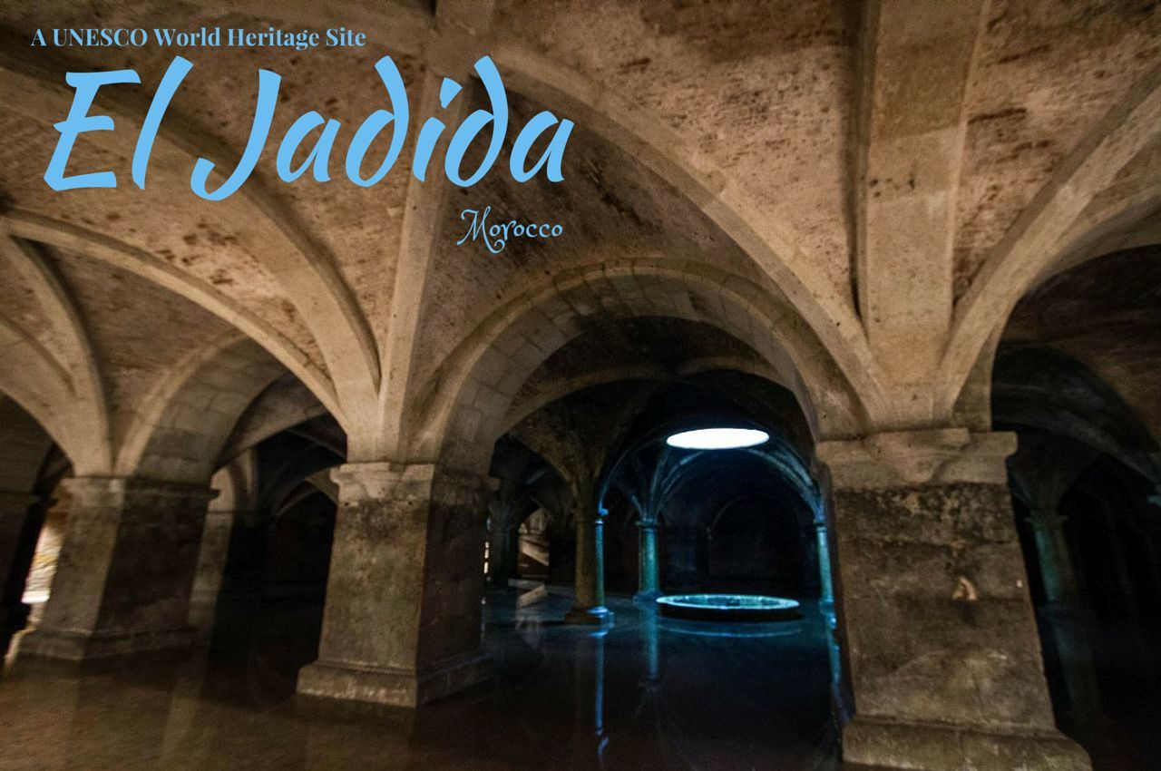 The Gorgeous City Of El Jadida Morocco Reflections Enroute