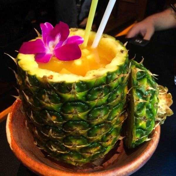Pineapple drink from Final Fantasy.