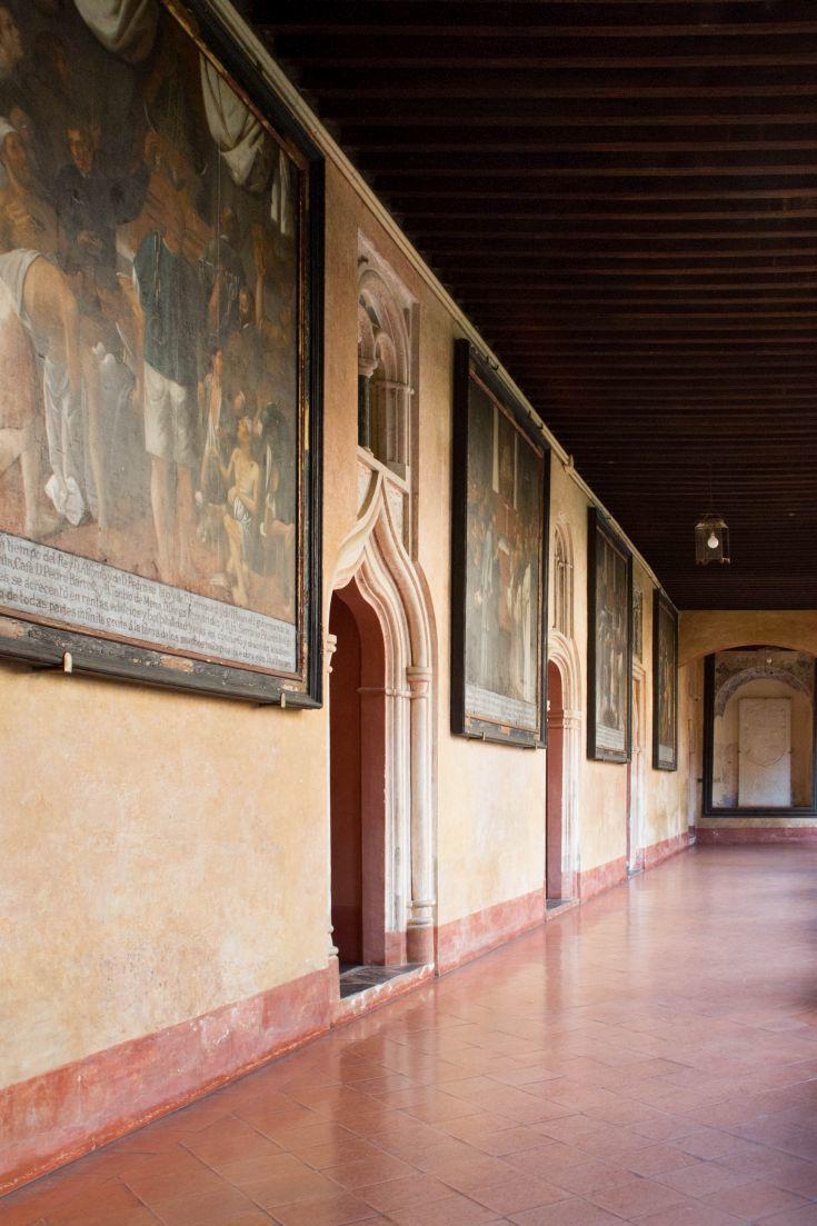 Monastery Santa Maria Guadalupe