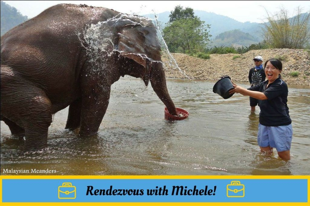 Rendezvous with Michele.