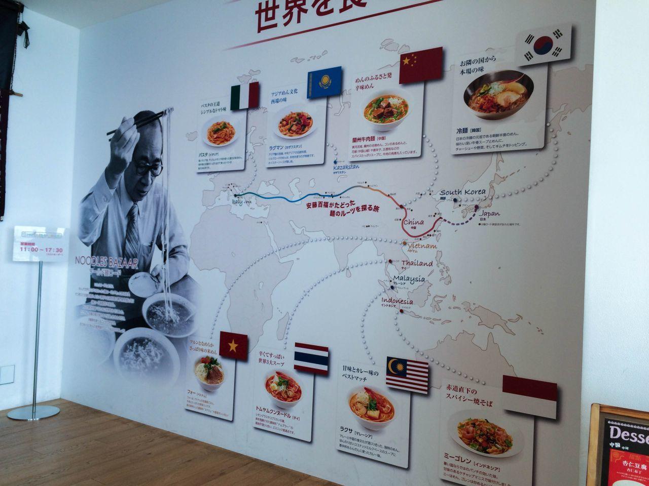 Japanese Ramen Noodles - Flavors Around the World