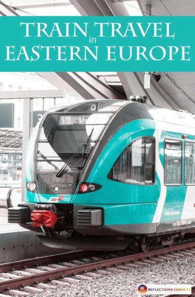 The Best Train Travel Itinerary for Eastern Europe!