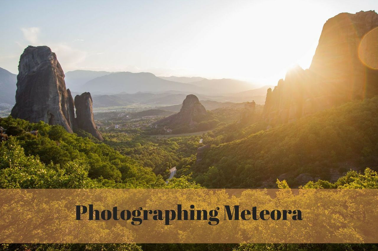 Photographing Meteora