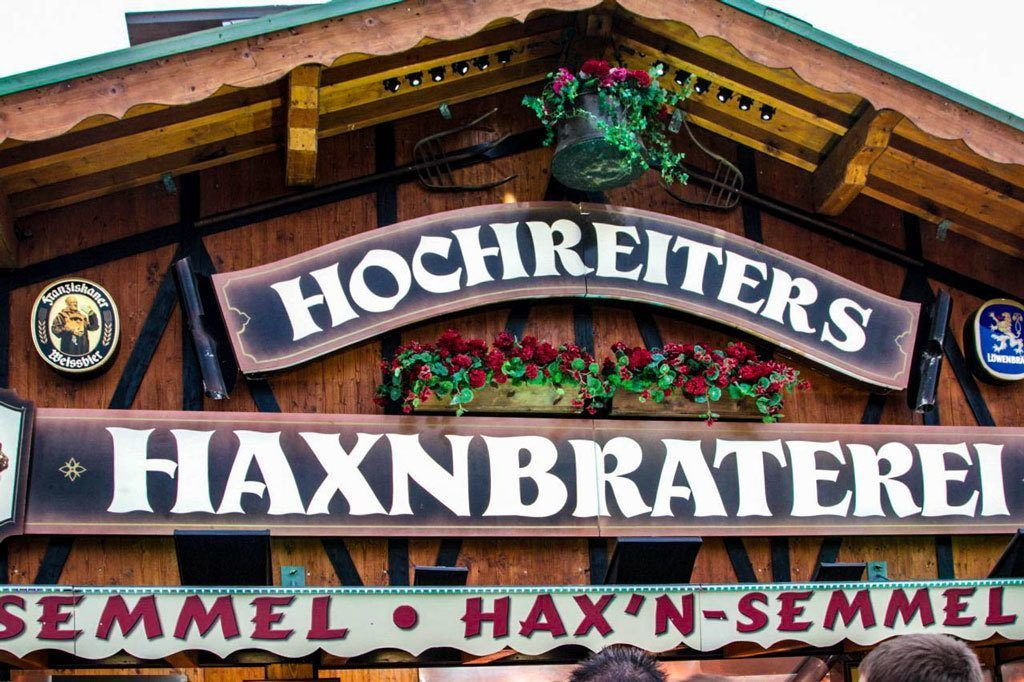 Don't miss out on this yummy Oktoberfest dish - Haxn!