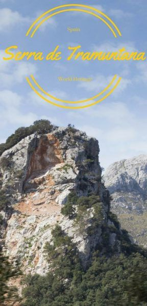 Looking for a scenic road trip? How about the Serra de Tramuntana in Mallorca?