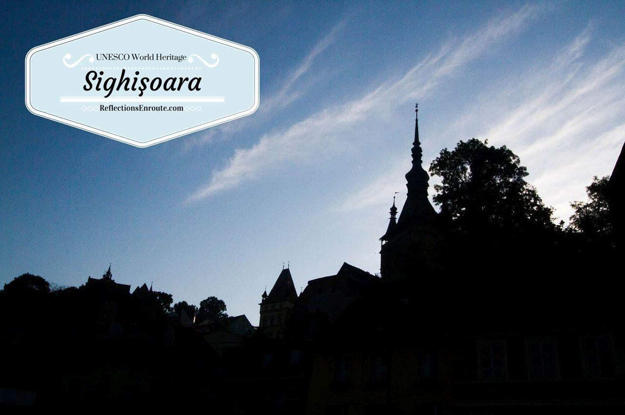 Sleeping With Dracula in Sighişoara