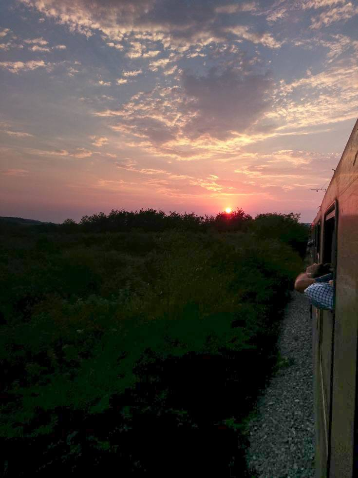 The perfect Eastern Europe train itinerary!
