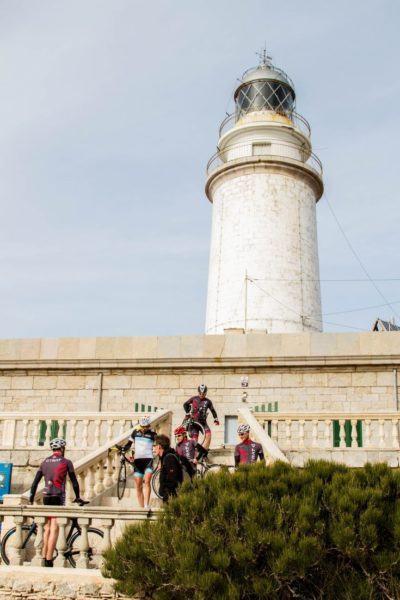 Lighthouse on Mallorca.