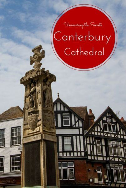 Take the tour at Cantebury Cathedral.