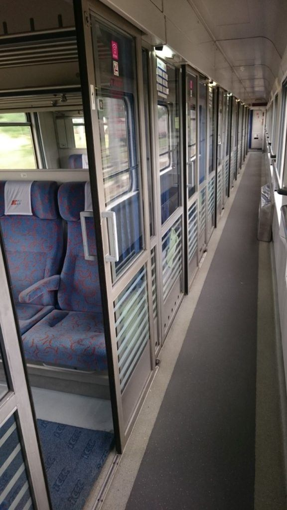 Train cabins you'll use while doing the perfect Eastern Europe train itinerary!