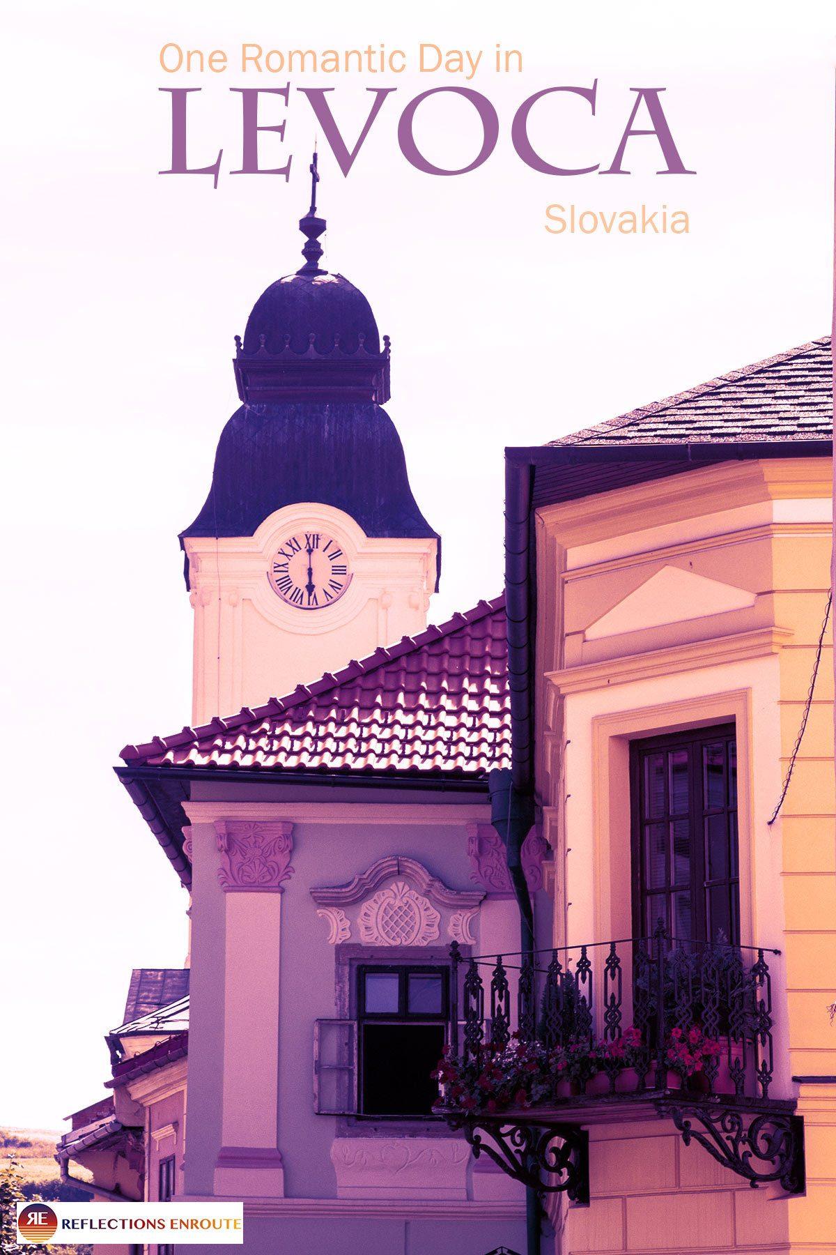 Levoca, The Quaintest Town in Slovakia....Go!