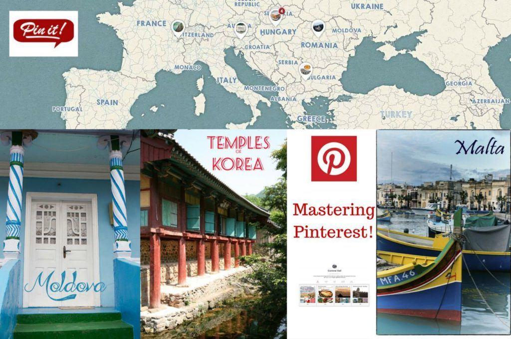 Mastering Pinterest - Part I: The Basics