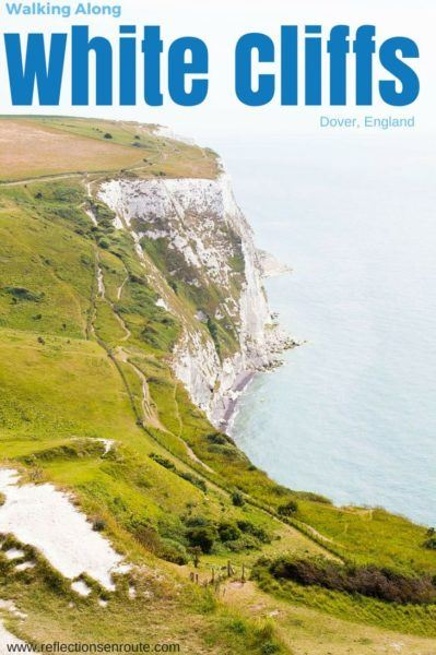 Walking Along the White Cliffs of Dover.