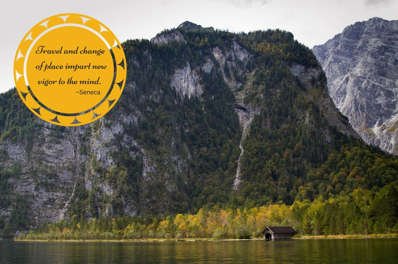 Weekend Travel Inspiration - Seneca