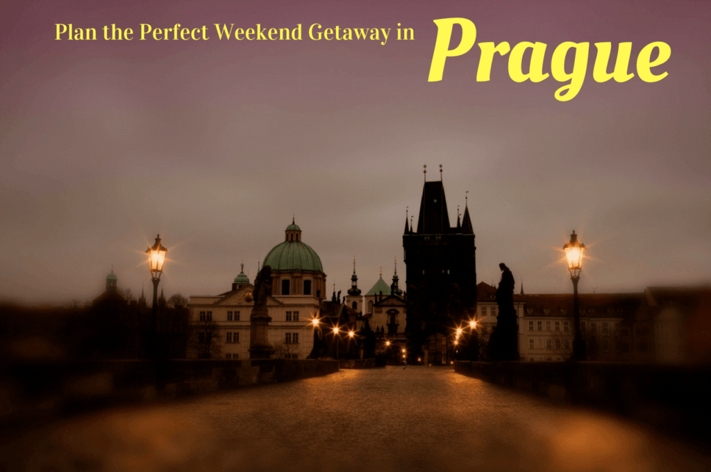 Perfect Itinerary for Weekend Getaway to Prague