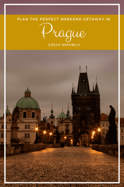 Prague! The City of 100 Spires and more!
