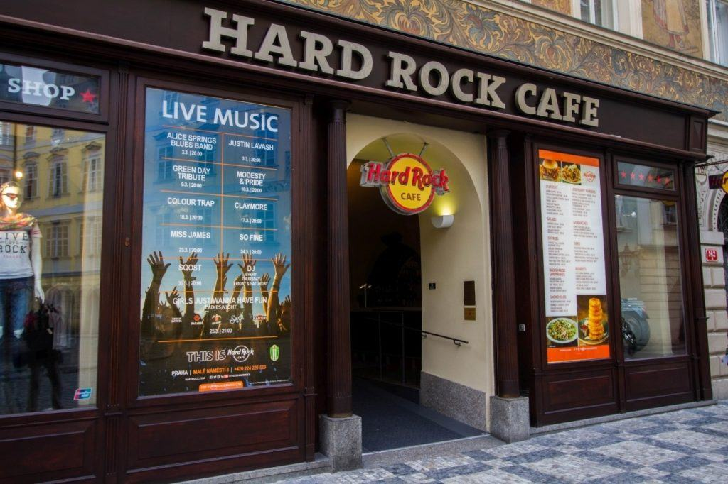 nightlife shouldn't include Hard Rock, but it's there if you need it!