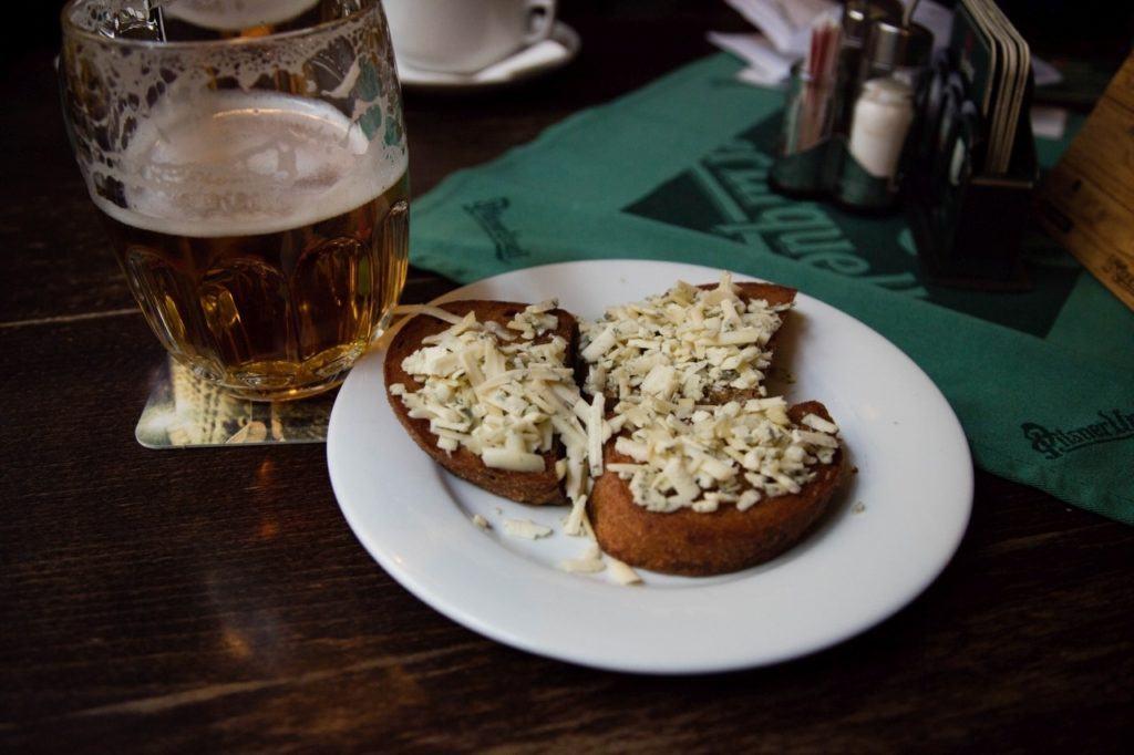 Looking for good Prague restaurants? U Parliamentu is great value and location.