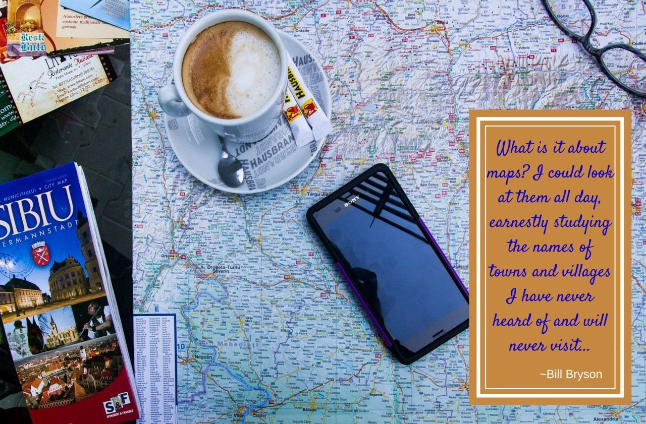 Weekend Travel Inspiration - Bill Bryson