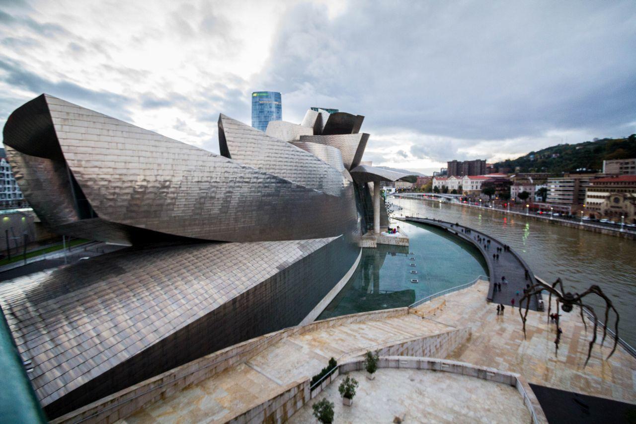 Guggenheim Museum Bilbao Spain