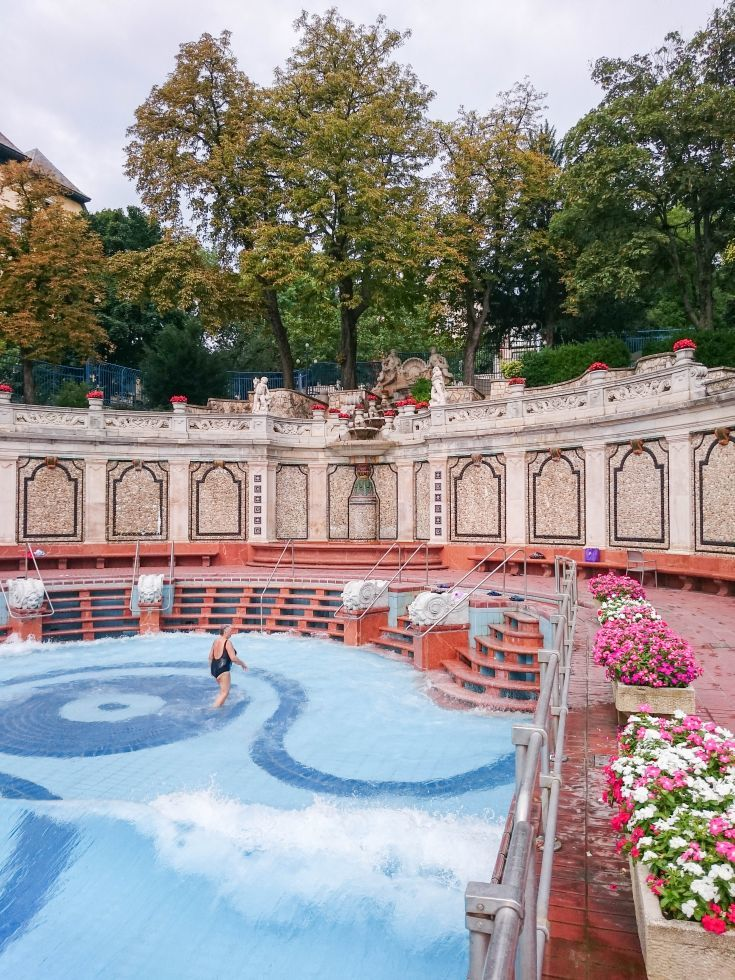 Supreme Pampering in Budapest Gellert Spa and Bath