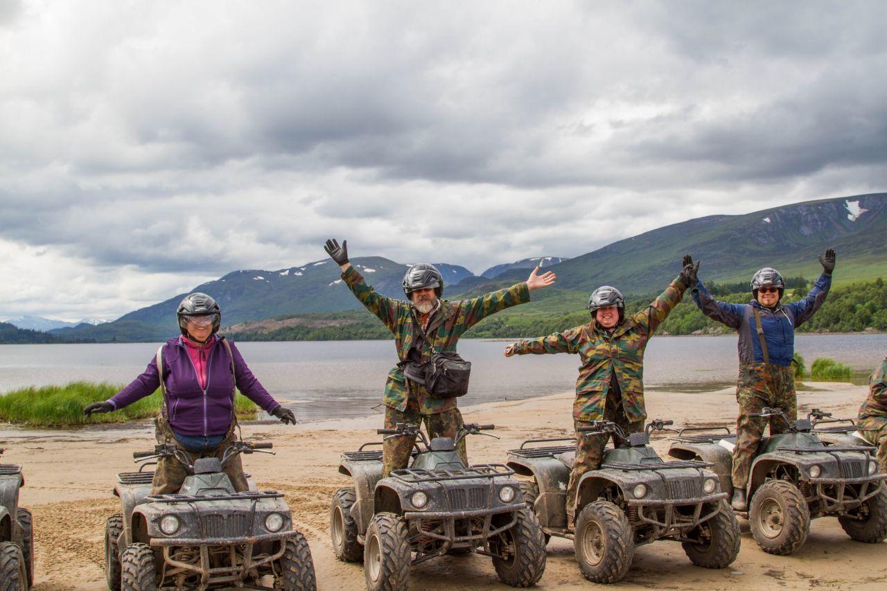 adventure travel Scotland