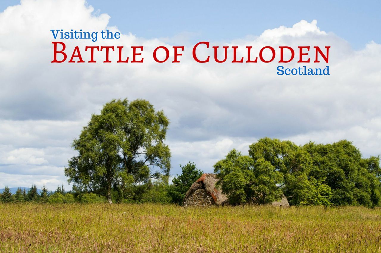 Battlefield of Culloden Scotland