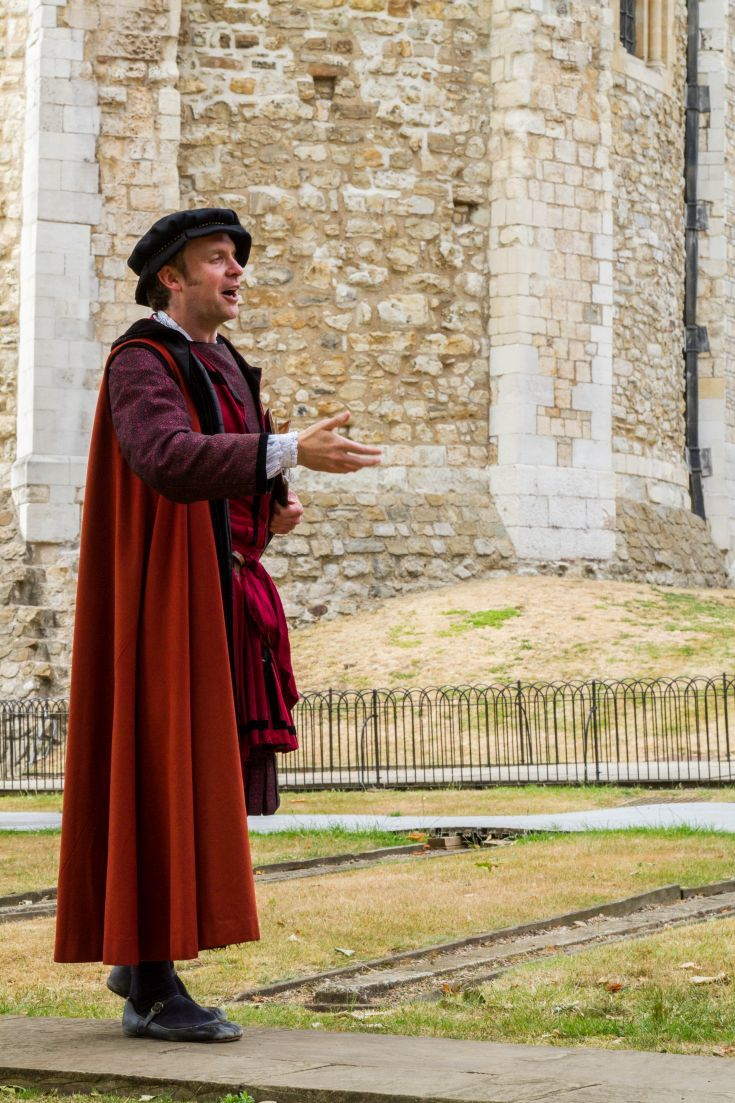Tower of London Actor