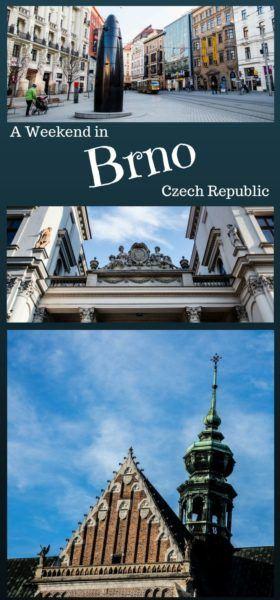 Brno Weekender's Guide.