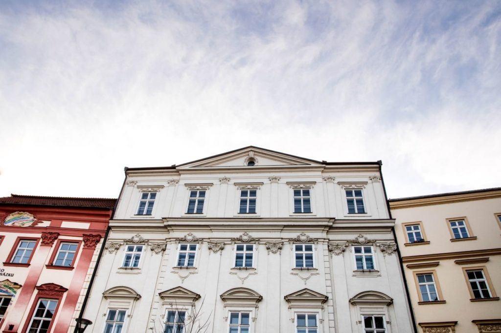 Brno architecture.