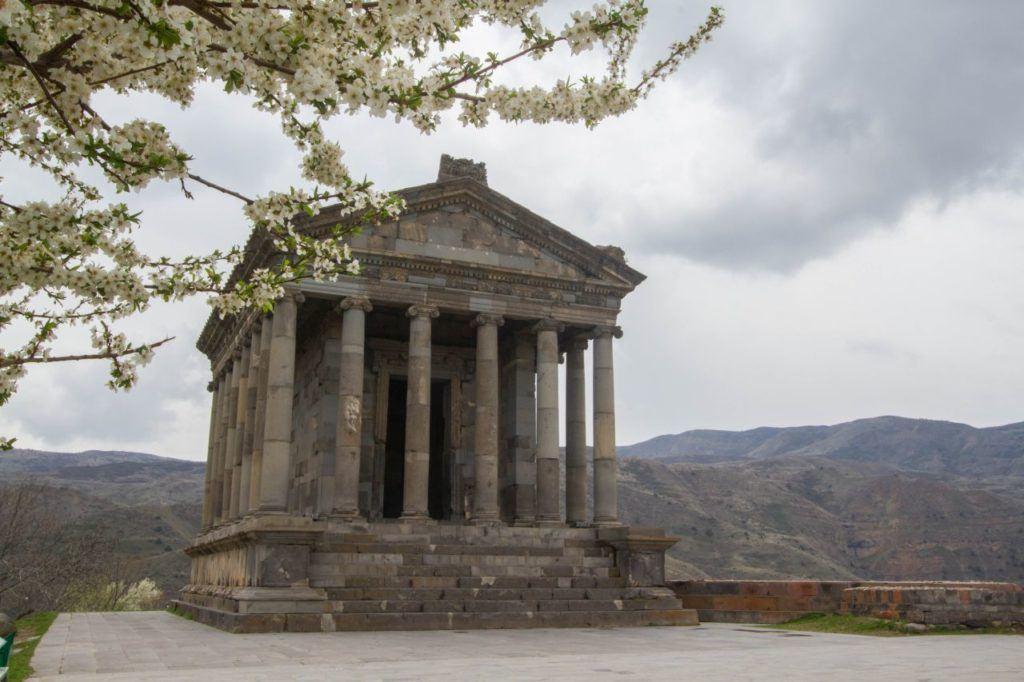 Temple of Garni.