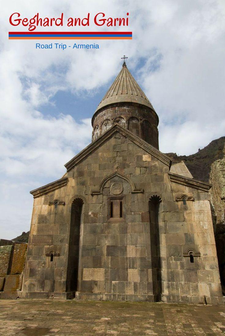 Trip to Armenia - Garni Temple and Geghard Monastery