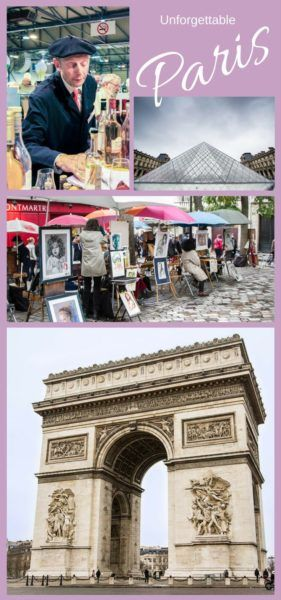 Things to do on your first trip to Paris.