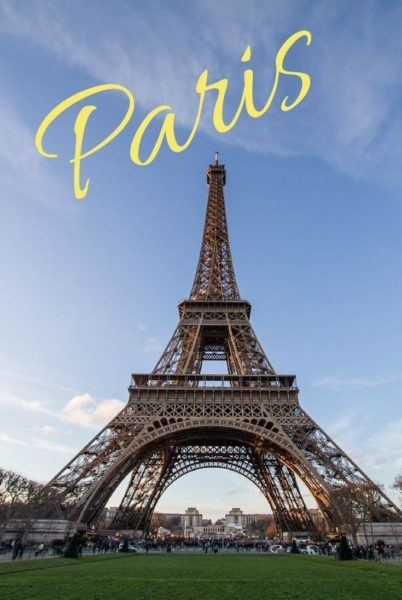 If you are going to Paris for the first time, you will want to read this first.