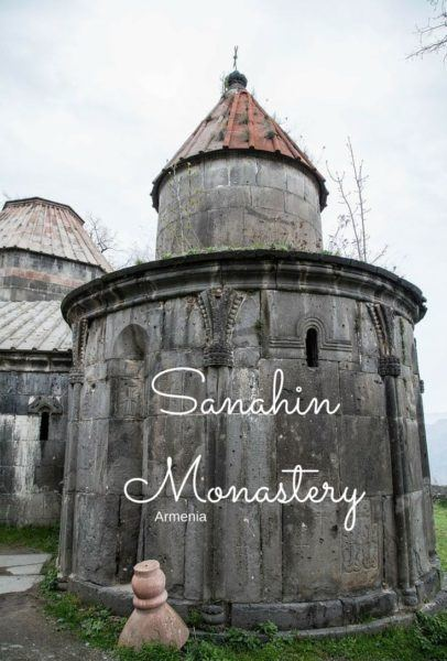 Sanahin Monastery - An Armenian world heritage site!
